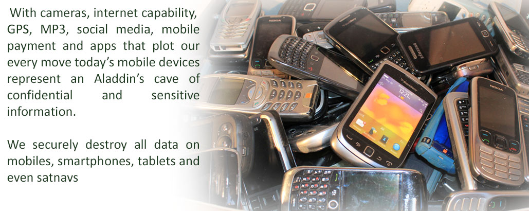 How do you safely recycle your smartphone?